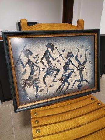 Serigrafia Original - Africa