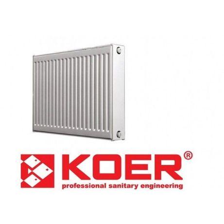 """Стальные радиаторы KOER 22 типа и 33 типа.""""Супер Цена"""""""