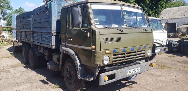 КамАЗ 53212 зерновоз