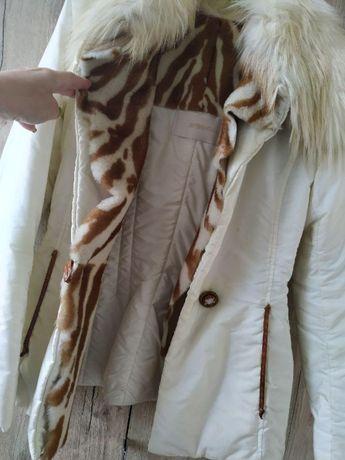 Белая курточка Ermanno Scervino, Италия, оригинал