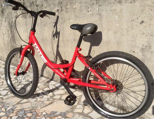 Bicicleta de Criança (como nova)