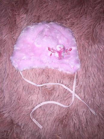 Zimowa czapka Krochetta r. 40