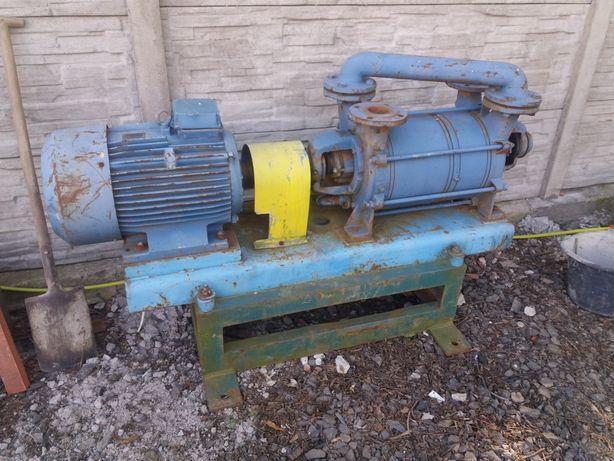 Pompa wody LPHA65320 SIHI silnik indukta 22kw