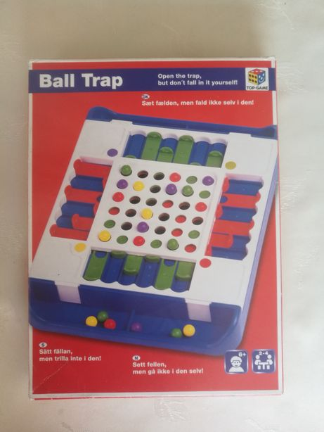 Gra w kulki BALL TRAP