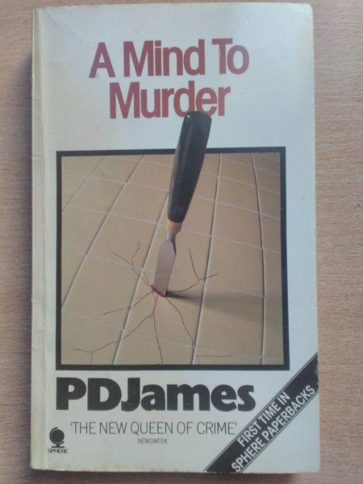 Książka w jęz. angielskim - A Mind To Murder Rypin - image 1