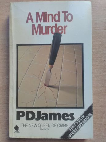 Książka w jęz. angielskim - A Mind To Murder