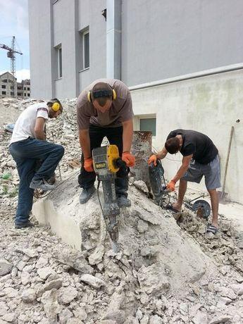 ДЕМОНТАЖ Частного Дачного Дома ВЫВОЗ МУСОРА Разборка Демонтажные работ