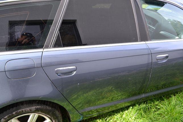 Drzwi audi a6 c6 2005r. LZ7R klapa bagażnika