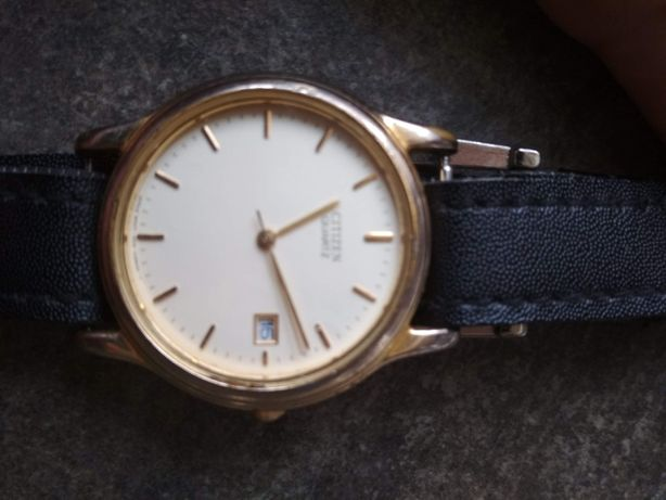 годинник позолочений