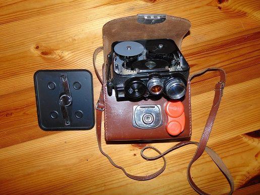 kamera eumig,QUARZ-ZOOM made in USSR. Sokółka - image 1