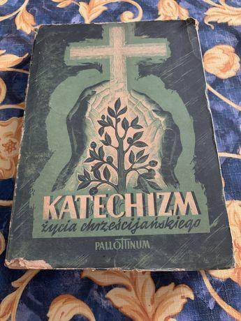 Ks. Jan Zieja Katechizm zycia chrześcijańskiego UNIKAT