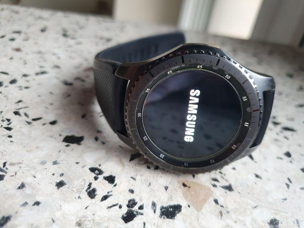 Samsung Gear S3 Frontier, zadbany