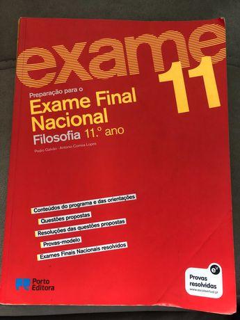 Livro de preparação para o exame de filosofia 11 ano