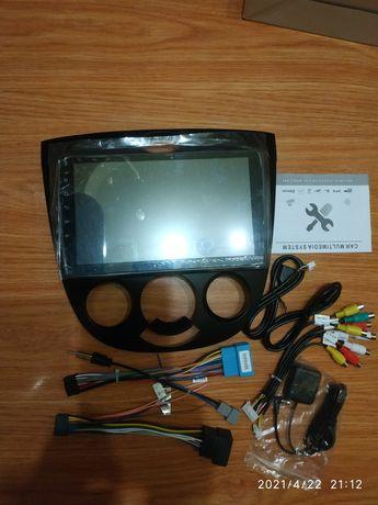 Магнитола сhevrolet lacetti Шевролет Лачети Андройд 1/16гб  WiFi GPS B