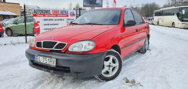 Daewoo Lanos 1.5 benzyna LPG//Długie Opłaty//ZAMIANA/RATY
