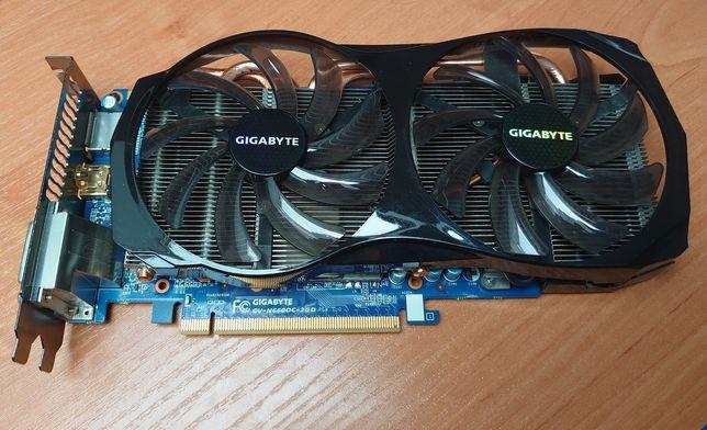 Gigabyte GeForce GTX 660 OC 2048MB DDR5/192bit(GV-N660OC-2GD)