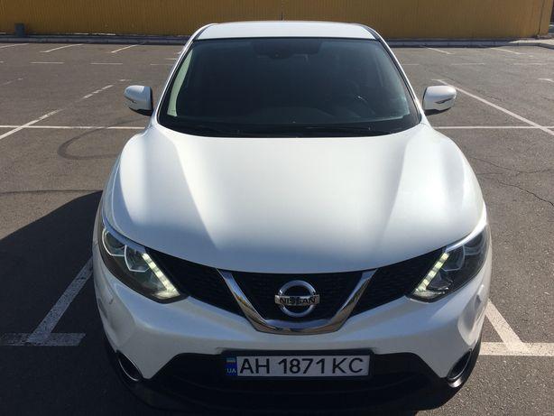 Nissan Qashqai продам автомобиль
