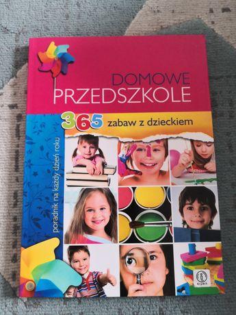 Książka domowe przedszkole 365 zabaw z dzieckiem