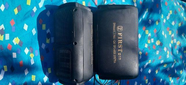 Продам Колонки в авто-(ANITECH-ZX 3031N,3 WAY)к-т - (FIRST-212)
