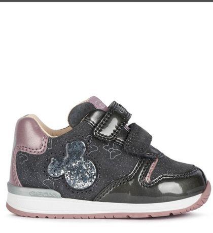 Półbuty trzewiki sneakersy Geox Disney Mickey rozm 26