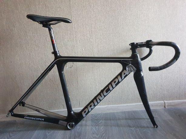 Frameset/Фреймсет Principia RS Carbon 24T 52cm