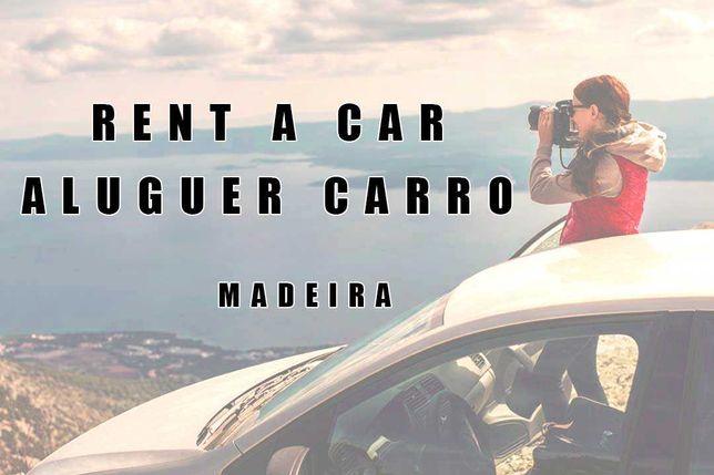 Aluguer Veiculo Madeira