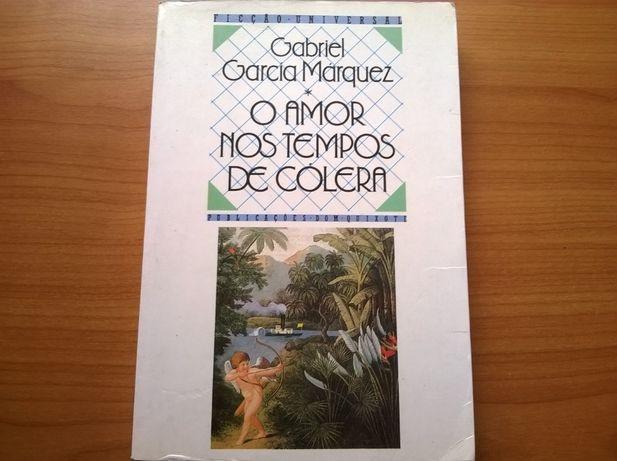 O Amor nos Tempos de Cólera - Gabriel Garcia Marquez (portes grátis)