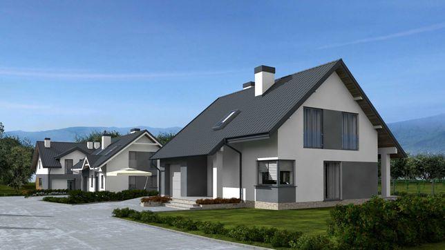 Nowy Dom 125 m2 z pierwszej ręki