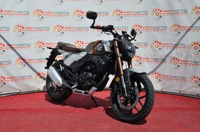 Мотоцикл LIFAN KPM 200 (LF200-3B)
