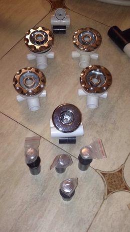 Гидромассажные форсунки для джакузи или бассейна