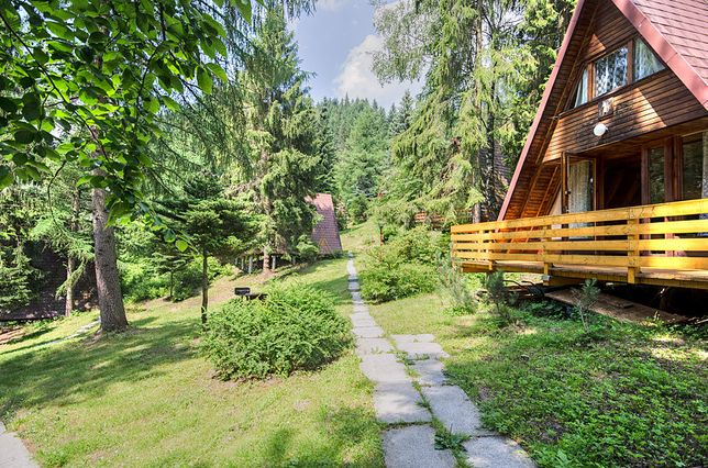 Domki w górach, Wisła, Beskidy, blisko szlaki, wakacje, majówka!