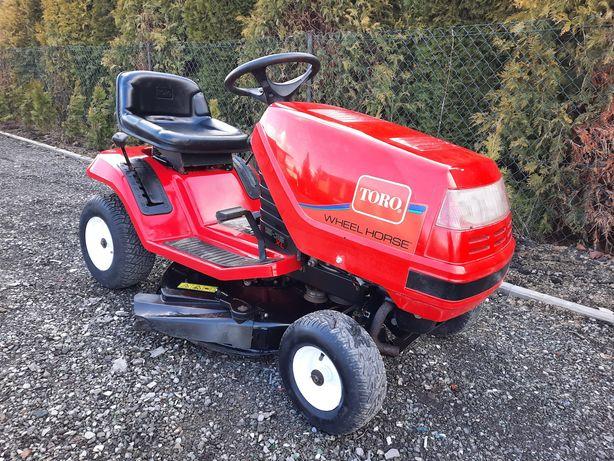 Traktorek Kosiarka Biczny Wyrzut Toro 12-32XL Briggs 12KM Manual 80cm