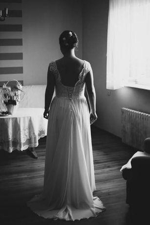 Suknia Ślubna Konstancja Bis