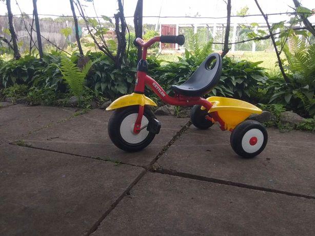 Трехколесный велосипед Kettler Primatrike красный
