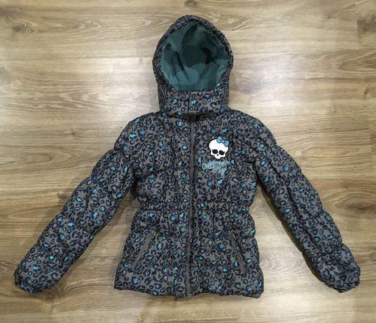 Курточка куртка осень Monster High осенняя
