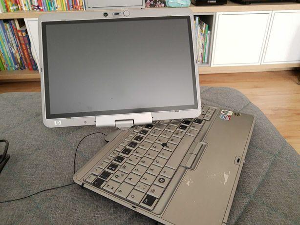 Tablet HP 2710p C2D 4GB 80GB HD USB