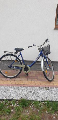 Rower Damka Miejska z Niemiec