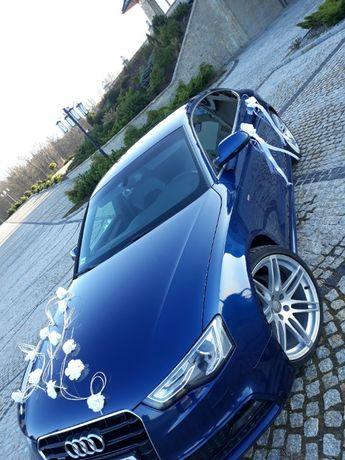 Auto Do Ślubu - Audi A5 S-Line / Krakow - Małopolska - Śląsk