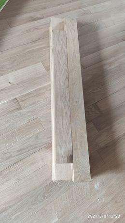 Deski dębowe podłoga