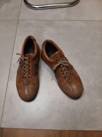 Camper skórzane buty