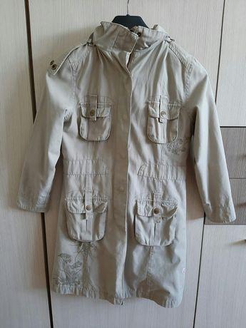Płaszczyk Cool Club roz 134-140, + ubranka 134-140
