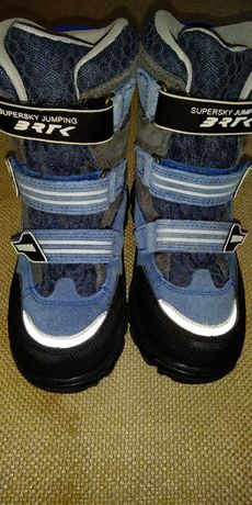 Продам зимові дитячі черевики 29 розмір Bartek (Польща)