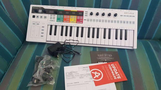 Arturia Keystep Pro Kontroler MIDI sekwencer
