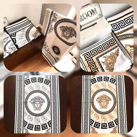 Ręczniki Versace komplet