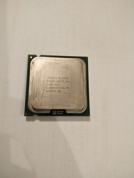 Procesor Intel Core 2 Duo E7200 2,53ghz