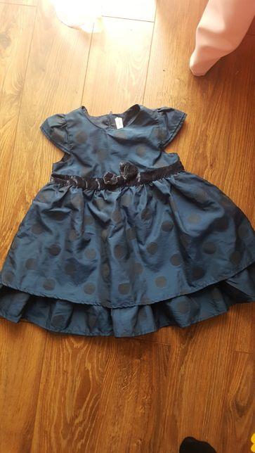 Sukienka hm H&M r. 74