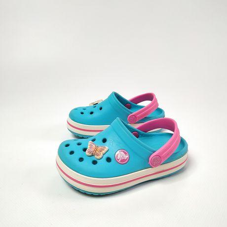 Детские Crocs кроксы (25-26 размер)