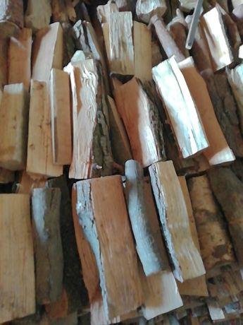 Drewno na opał, suche mieszane
