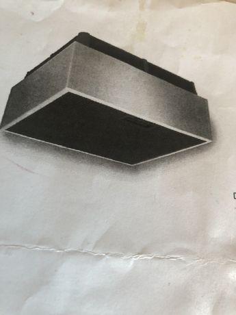 Extrator de fumos industrial