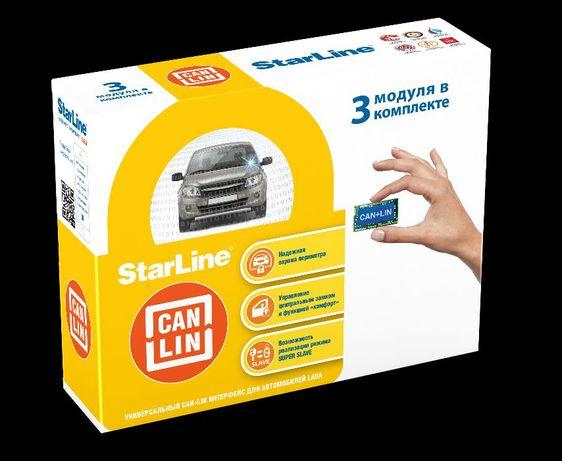 CAN-LIN Мастер модуль StarLine